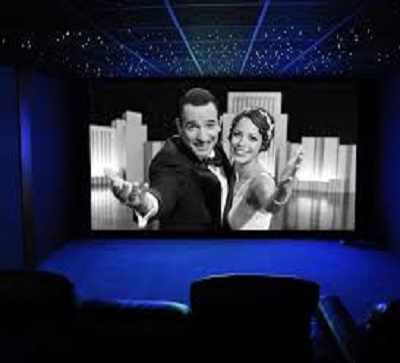 Photo of a cinema showing l'Artiste